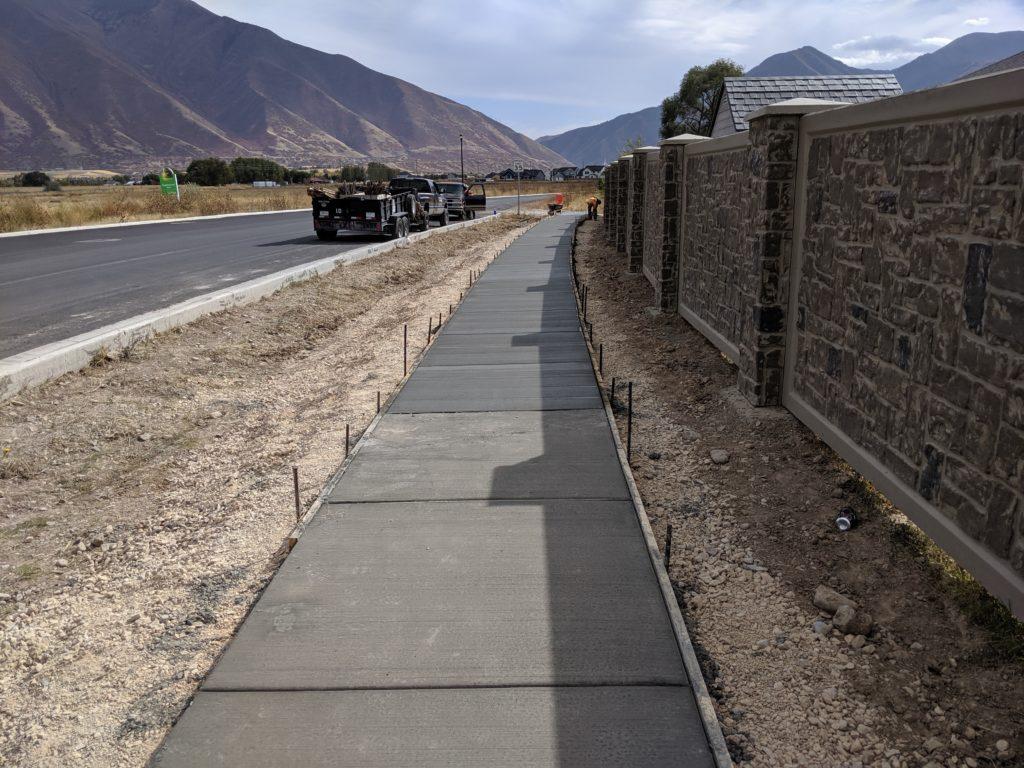 We do concrete right!